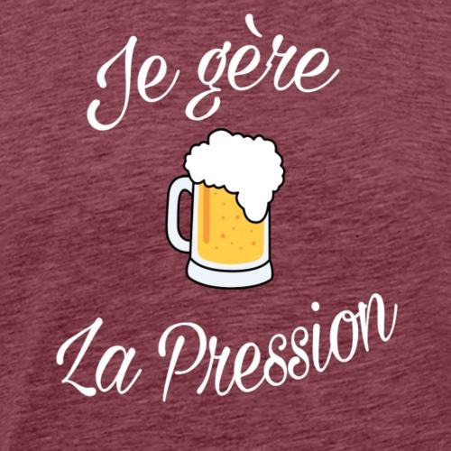 Apéro bière - T-shirt Premium Homme