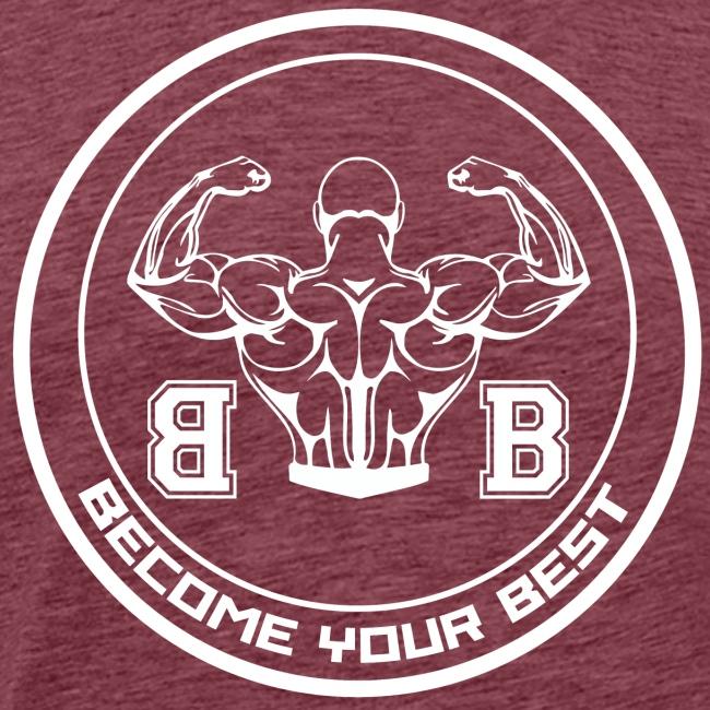 BYB logo white