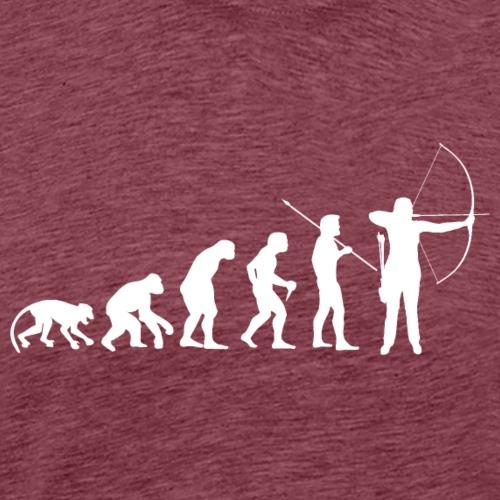 ArcLab ArcherKind Longbow-W - T-shirt Premium Homme
