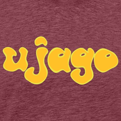 ujago gelb - Männer Premium T-Shirt