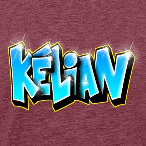Graffiti Kelian - T-shirt Premium Homme