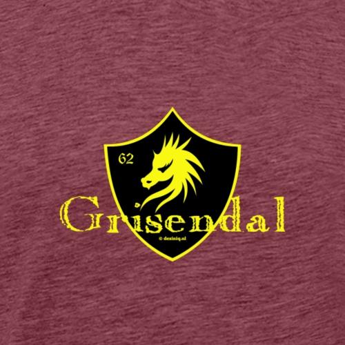 Grisendal - Mannen Premium T-shirt