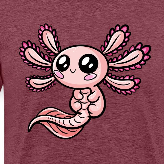 Axolotl Kawaii