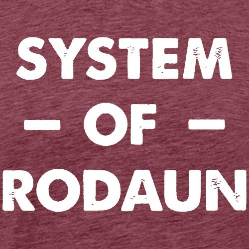 System Of Rodaun | White - Männer Premium T-Shirt