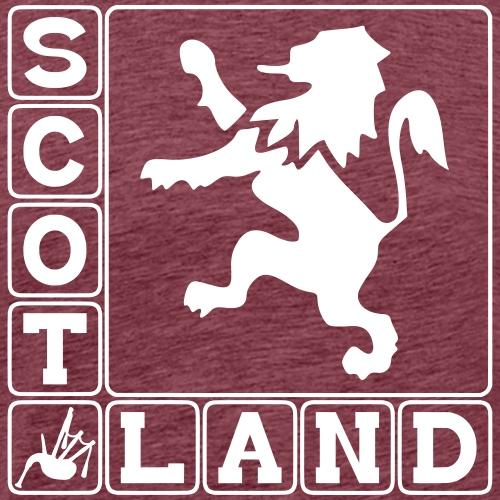 Scotland 1 vector - Männer Premium T-Shirt