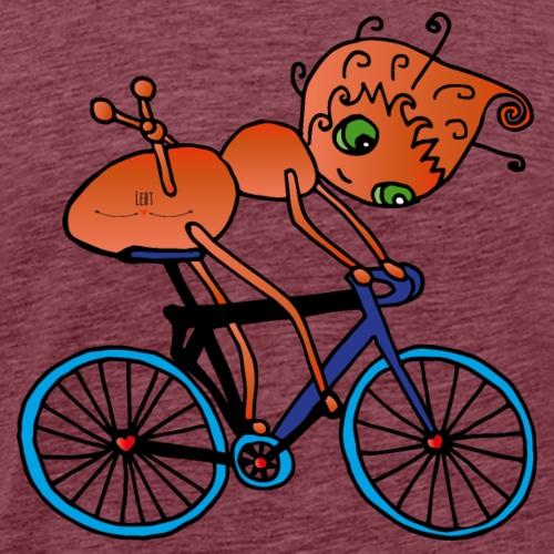 Ameise - Biker - Männer Premium T-Shirt