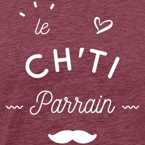 Le ch'ti parrain - T-shirt Premium Homme