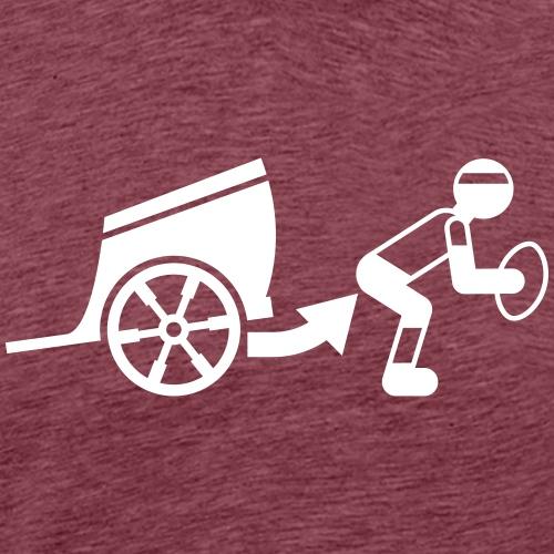 Stick Your Chariots - Men's Premium T-Shirt