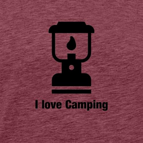 Camping Reise - Männer Premium T-Shirt