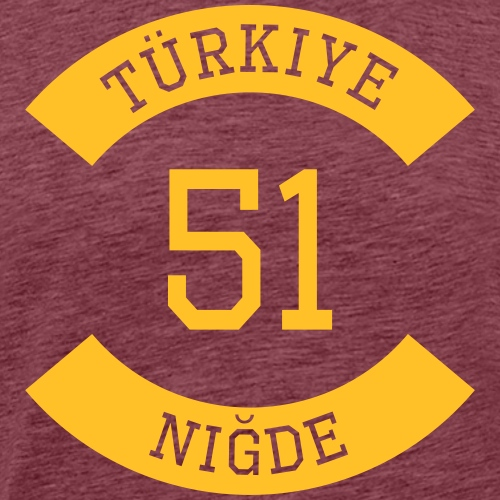 turkiye_51 - Männer Premium T-Shirt
