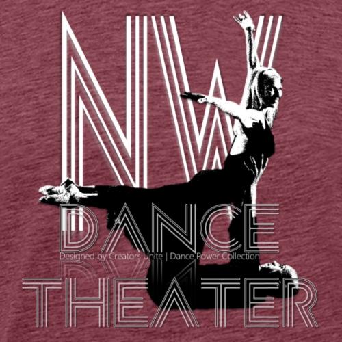 NW Dance Theater [DANCE POWER COLLECTION] - Men's Premium T-Shirt
