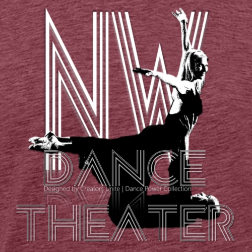 NW Dance Theater [DANCE POWER COLLECTION] - T-shirt Premium Homme