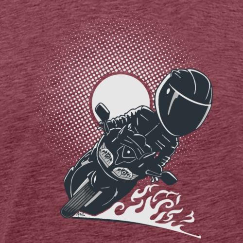 0791 FJR sun 2 - Mannen Premium T-shirt