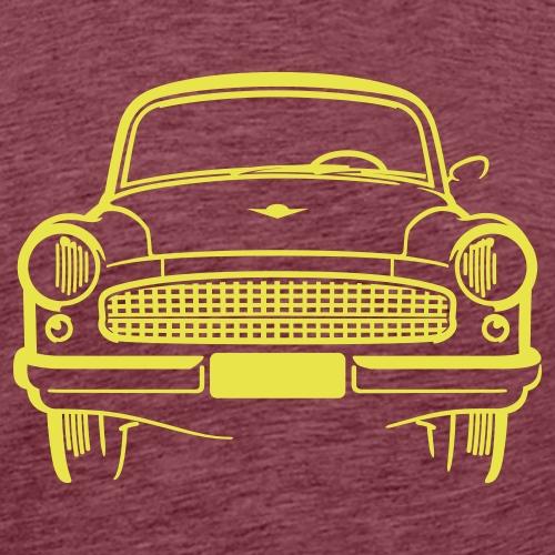Wartburg 311 front - Men's Premium T-Shirt