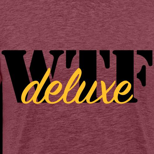 What the **** - Männer Premium T-Shirt