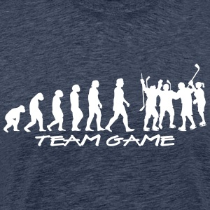 team_game - Men's Premium T-Shirt