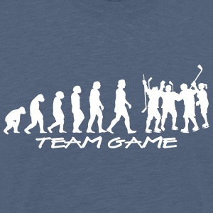 team_game - T-shirt Premium Homme