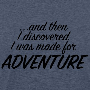 Adventure - T-shirt Premium Homme