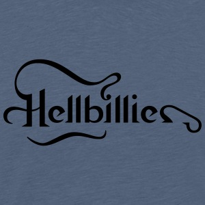 Hellbillies_logo - Men's Premium T-Shirt