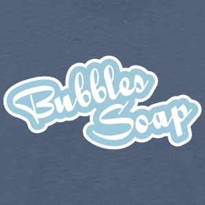 Soap Bubbles - Men's Premium T-Shirt