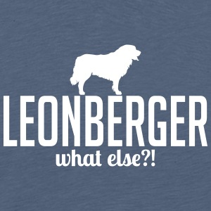 LEONBERGER whatelse - Premium-T-shirt herr