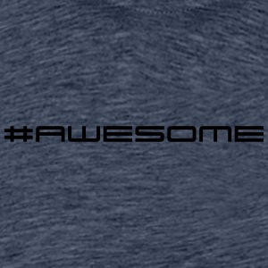 awesome - T-shirt Premium Homme