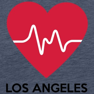 Heart Los Angeles - Men's Premium T-Shirt