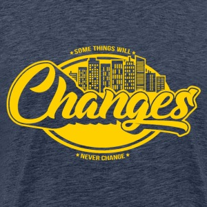 Changes - Männer Premium T-Shirt