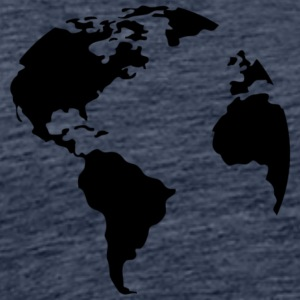 World Earth - Men's Premium T-Shirt