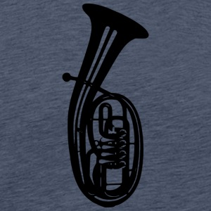 tenor-horn - Men's Premium T-Shirt