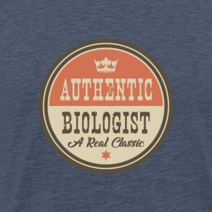 AUTHENTIC BIOLOG - BIOLOG - Premium-T-shirt herr