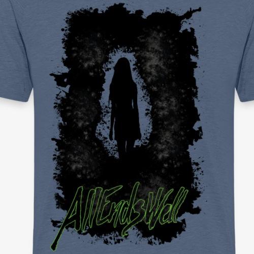 Logo AllEndsWell - Männer Premium T-Shirt