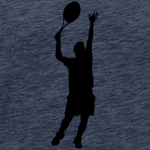 tennisman - T-shirt Premium Homme