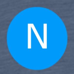 Hjemmeside ikon - Herre premium T-shirt