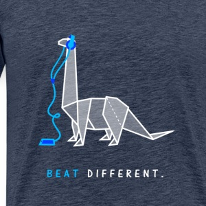 Beat different - Men's Premium T-Shirt