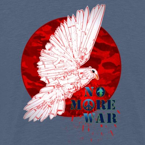 No More War Now - Männer Premium T-Shirt