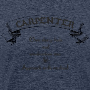 Carpenter - Men's Premium T-Shirt