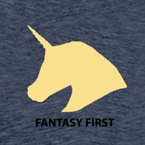 Fantasy first - Männer Premium T-Shirt