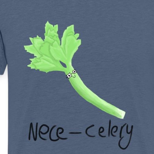 Nece-celery - Men's Premium T-Shirt