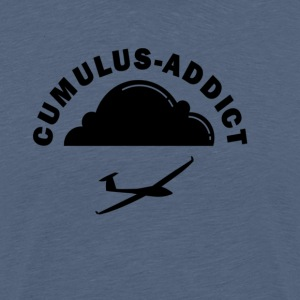 Cumulus addict - Men's Premium T-Shirt