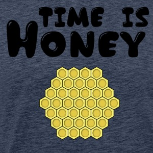 ++Time is Honey++ - Männer Premium T-Shirt