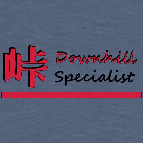 Downhill - Männer Premium T-Shirt