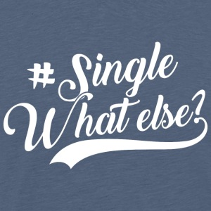 #Single - Vad - Premium-T-shirt herr