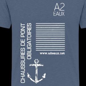 A2 Original #01 - T-shirt Premium Homme