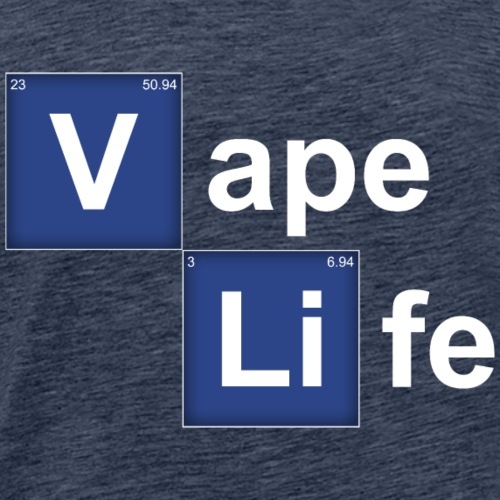 V ape Li fe - Männer Premium T-Shirt