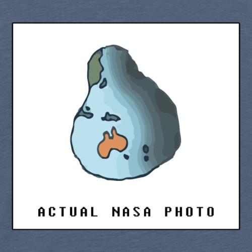 Actual Nasa Photo - Men's Premium T-Shirt