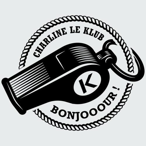 Charline le Klub Bonjour - LE KLUB - T-shirt Premium Homme