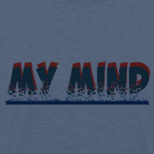 my mind - Camiseta premium hombre