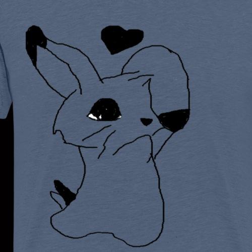 Rabbit Nowak - Men's Premium T-Shirt