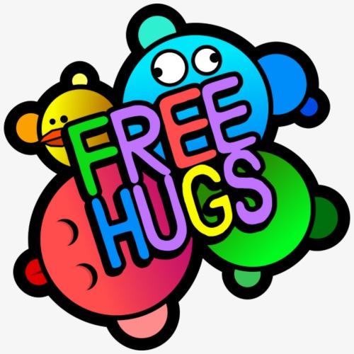 Free Hugs - Koszulka męska Premium